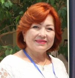 Rimma Karakotova is a member of the Organizing Committee.