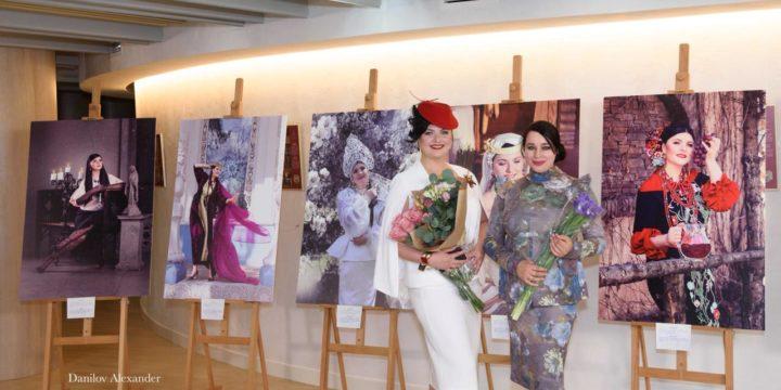 """В рамках 2-го Международного фестиваля декоративно прикладного искусства""""Руками женщины"""" будет представлен фотопроект """"AMPLUA"""""""