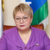 Starostina O.-Member of the Federation Council-representative of the Executive body of state power of the NAO